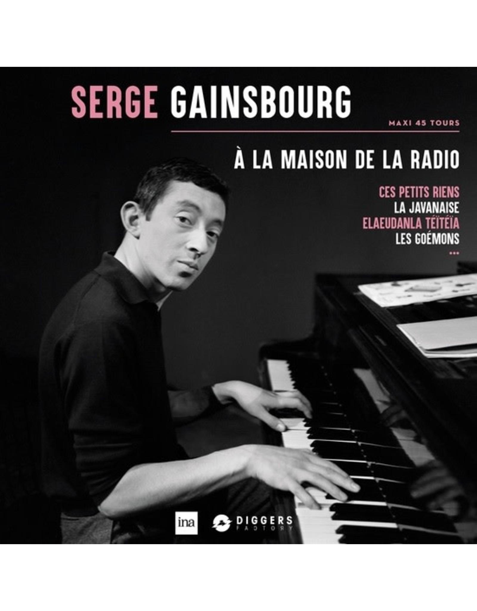 Ina Gainsbourg, Serge: Ces Petits Riens LP