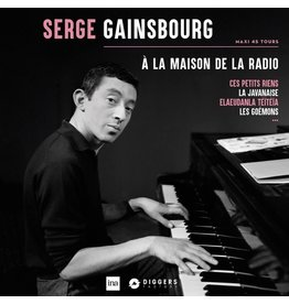 Ina Gainsbourg, Serge: Ces Petits Riens LP