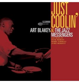 Blue Note Blakey, Art & The Jazz Messengers: Just Coolin' LP