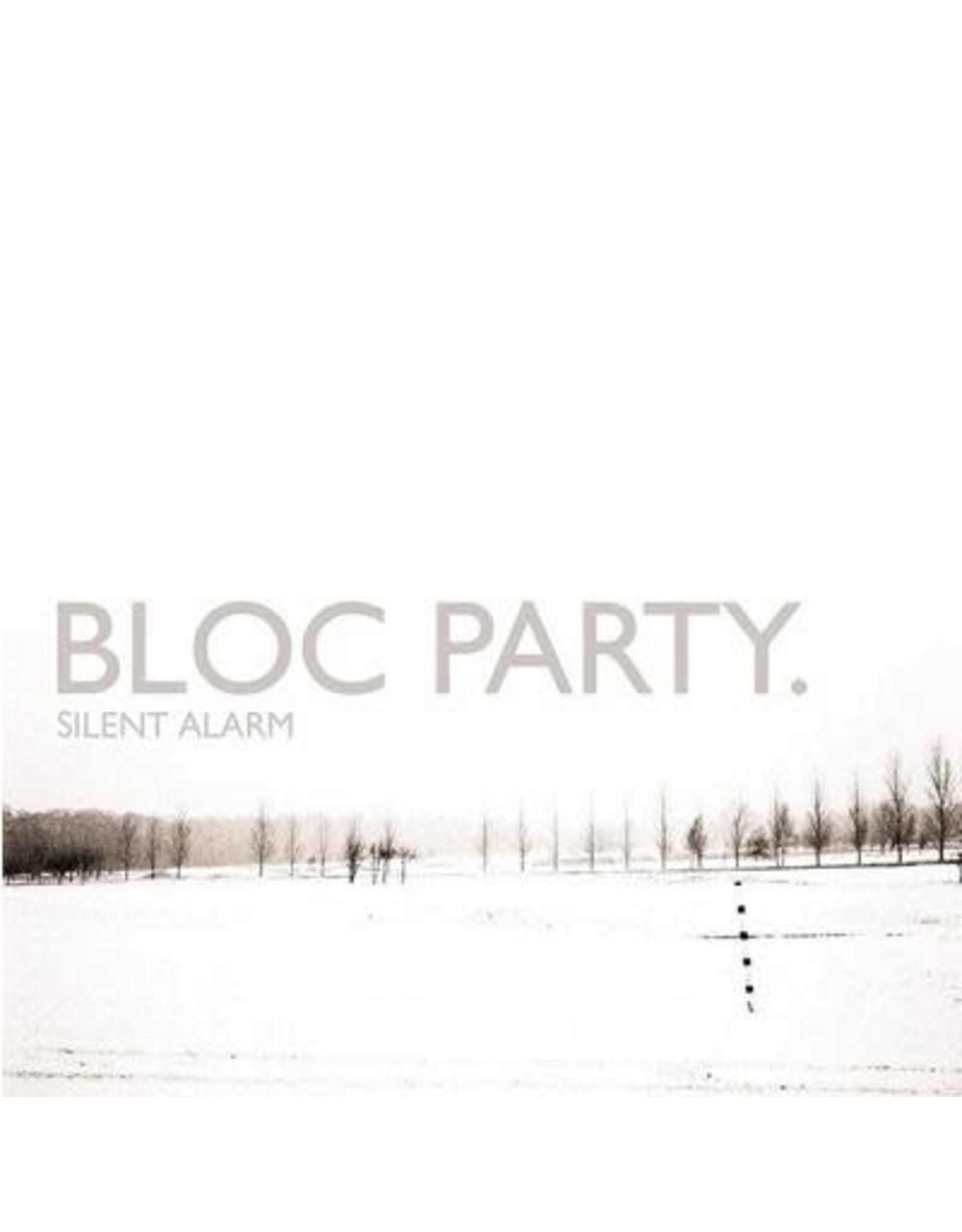 Universal Bloc Party: Silent Alarm LP