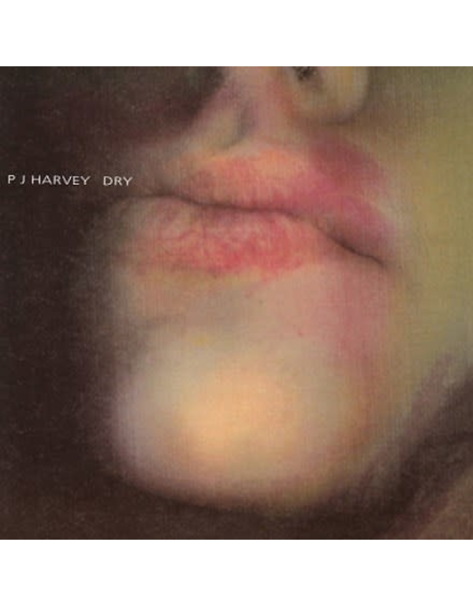 Island Harvey, P.J.: Dry LP