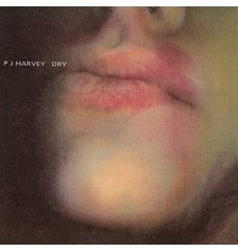 Island Harvey, P.J.: Dry LP
