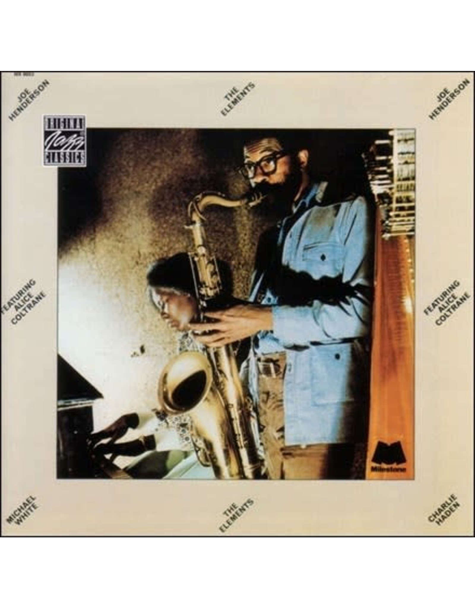 Fantasy Henderson, Joe & Alice Coltrane: Elements LP
