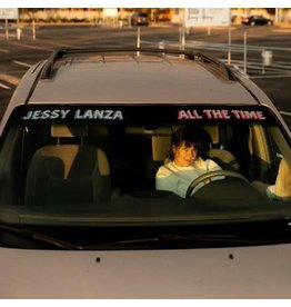Hyperdub Lanza, Jessy: All the Time LP