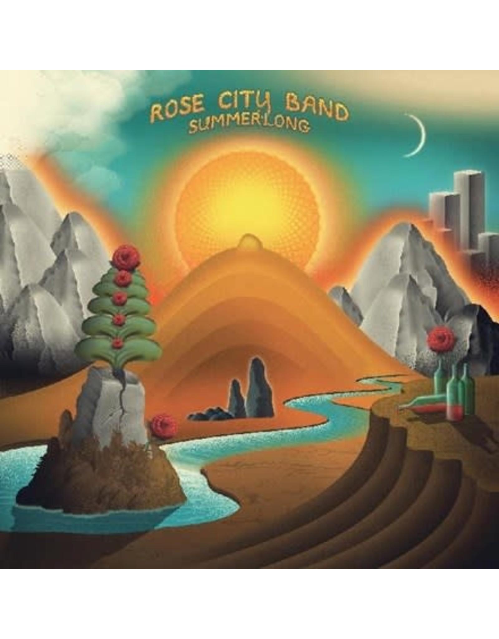 Thrill Jockey Rose City Band: Summerlong LP