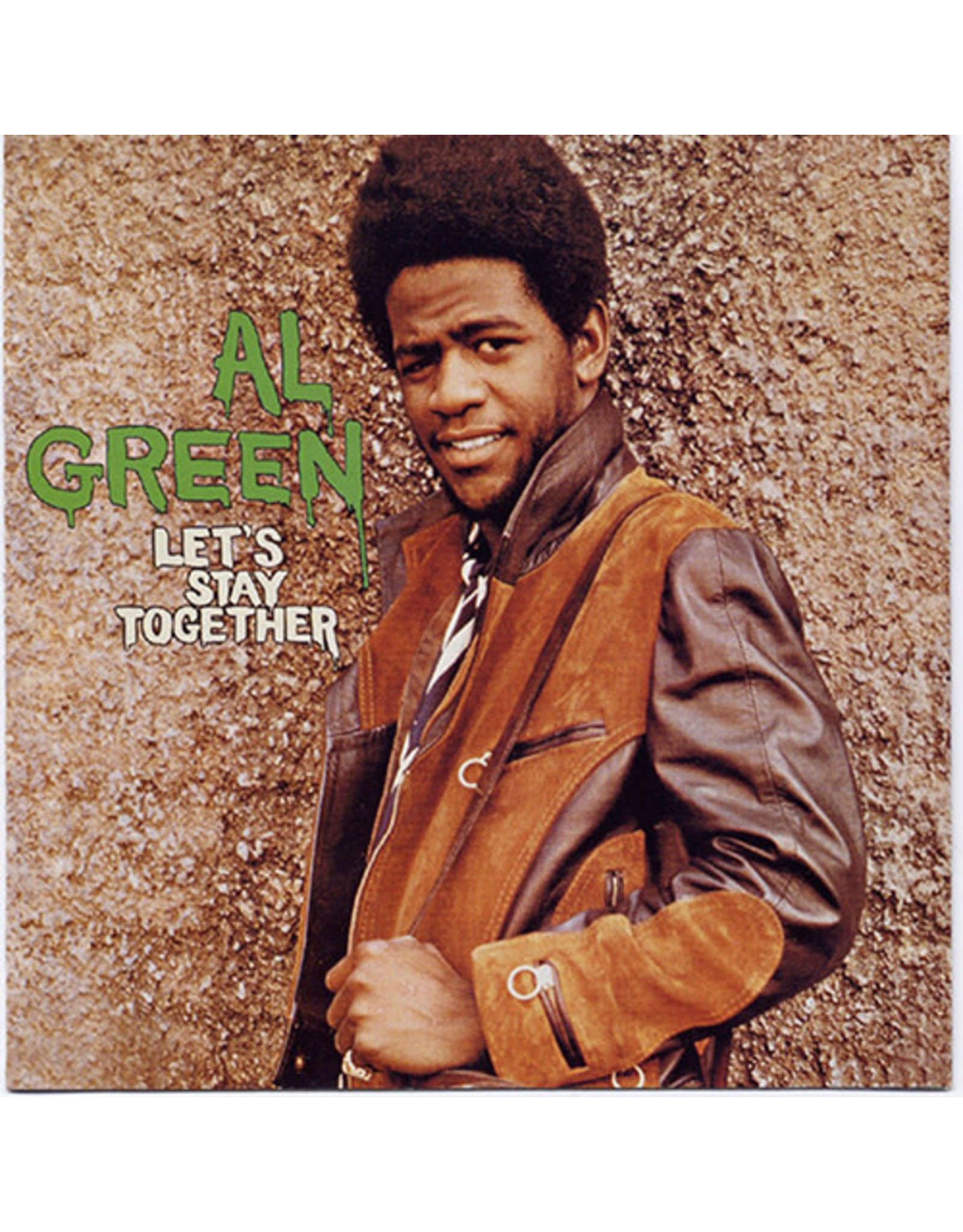 Fat Possum Green, Al: Let's Stay Together LP