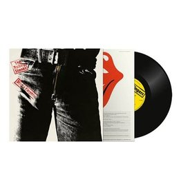 Interscope Rolling Stones: Sticky Fingers (Abbey Road half speed remaster) LP