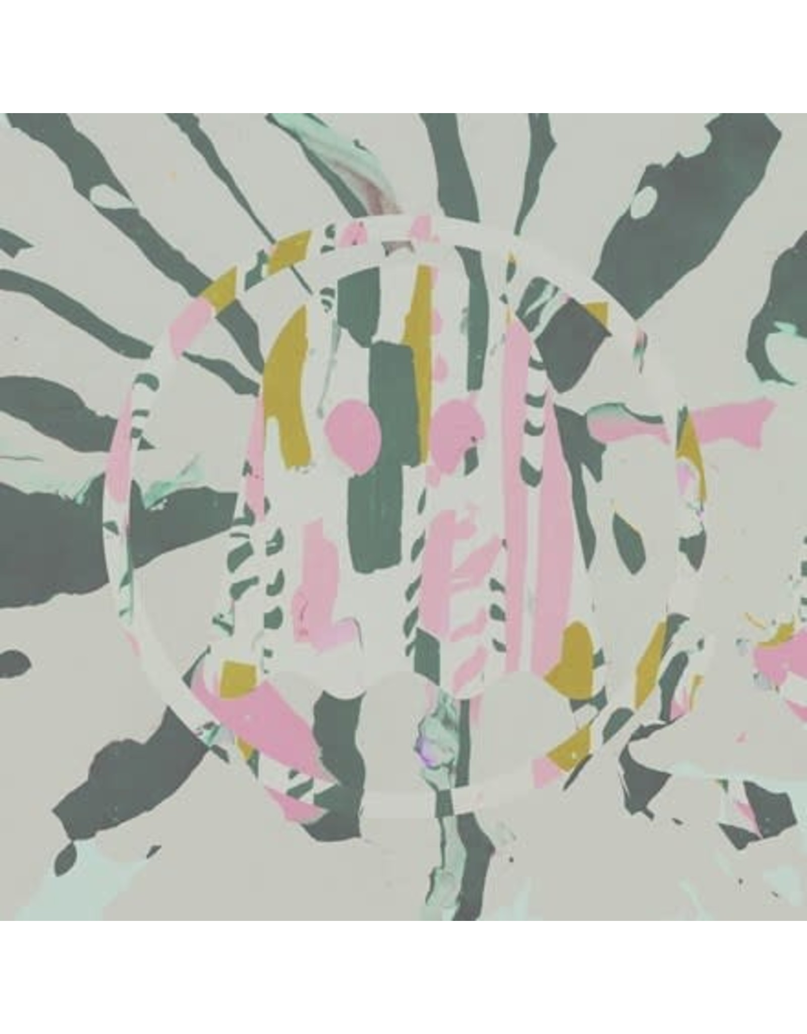 Ghostly V/A: Ghostly Swim 3 (green and pink marbled vinyl) LP