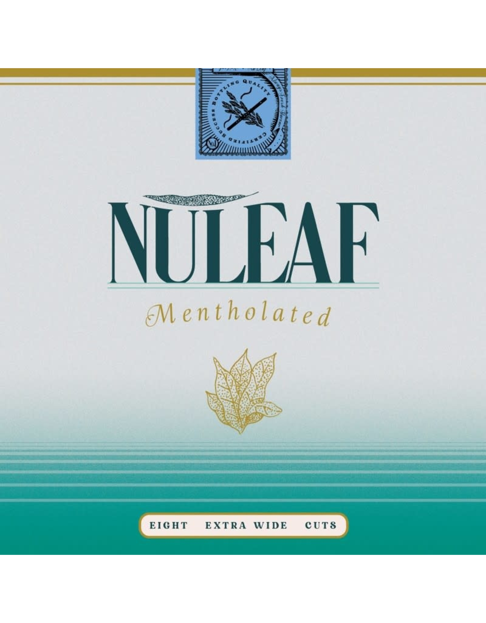 Numero Various: NuLeaf LP