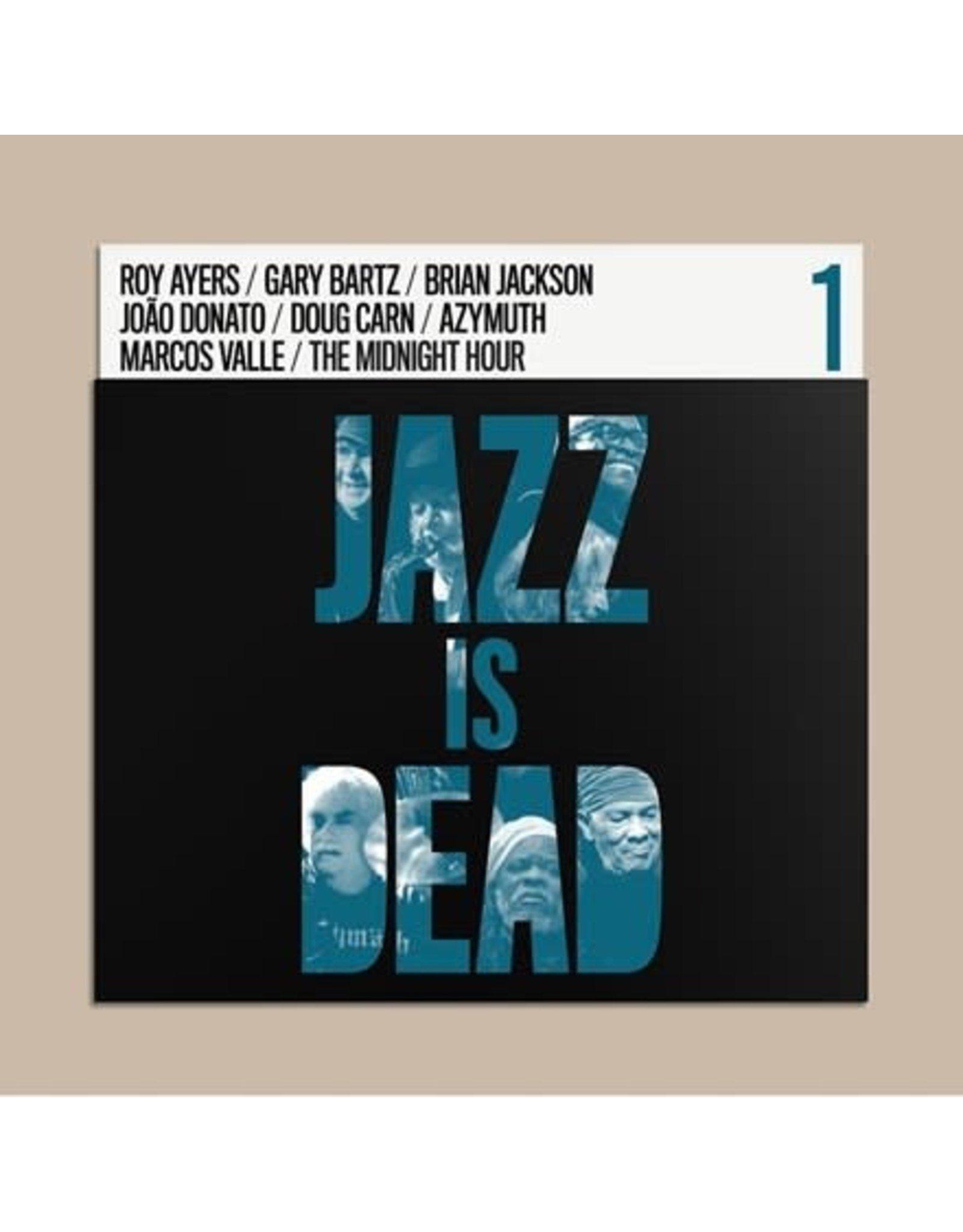 Jazz is Dead Younge, Adrian & Ali Shaheed Muhammad: Jazz Is Dead LP