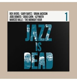 Jazz is Dead Younge, Adrian & Ali Shaheed Muhammad: Jazz Is Dead LP