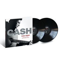 Mercury Cash, Johnny: Easy Rider: The Best Of The Mercury Recordings LP