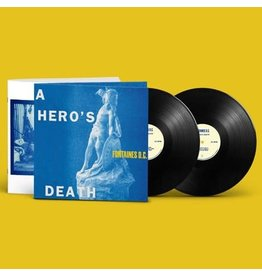 Partisan Fontaines D.C.: A Hero's Death (2LP/deluxe) LP