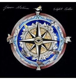 Secretly Canadian Molina, Jason: Eight Gates (indie exclusive-shortcake splash coloured vinyl) LP