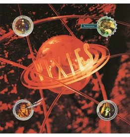 4AD Pixies: Bossanova (30th Anniversary/Red vinyl) LP