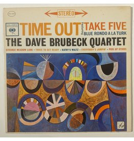 USED: Dave Brubeck Quartet: Time Out LP