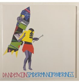 USED: Dan Deacon: Spiderman of the Rings LP
