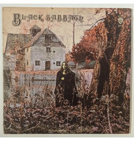 USED: Black Sabbath: s/t LP