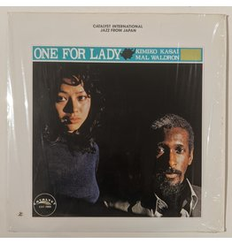 USED: Kimiko Kasai/Mal Waldron: One for Lady LP