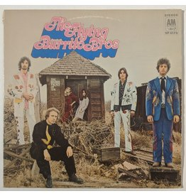 USED: Flying Burrito Bros: The Gilded Palace of Sin LP