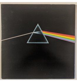 USED: Pink Floyd: Dark Side of the Moon LP