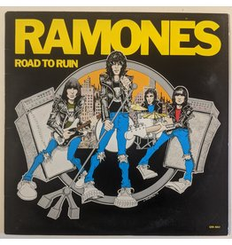 USED: Ramones: Road to Ruin LP
