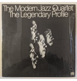 USED: Modern Jazz Quartet: Legendary Profile LP