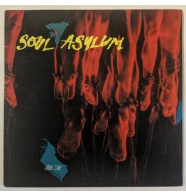 USED: Soul Asylum: Hang Time LP