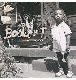 Edith Street Booker T: Note By Note (orange vinyl) LP