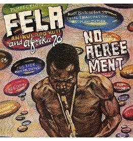 Knitting  Factory Kuti, Fela: No Agreement LP