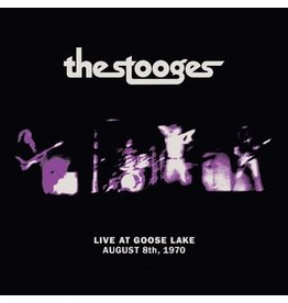 Third Man Stooges: Live At Goose Lake: August 8th 1970 LP