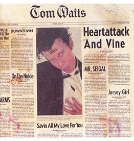 Anti Waits, Tom: Heartattack and Vine LP