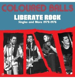 Just Add Water Coloured Balls: Liberate Rock - Singles LP