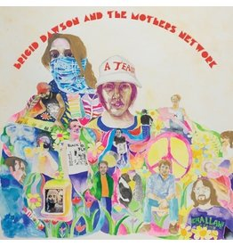 Castle Face Dawson, Brigid & The Mothers Network: Ballet Of Apes LP