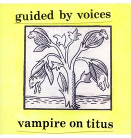 Scat Guided By Voices: Vampire On Titus - Colored LP