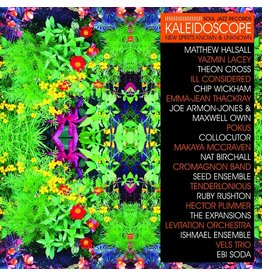 Soul Jazz Various: Kaleidoscope - New Spirits Known and Unknown LP