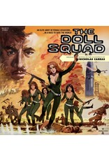 Modern Harmonic Carras, Nicholas: The Doll Squad LP