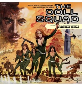 Modern Harmonic Carras, Nicholas: The Doll Squad LP