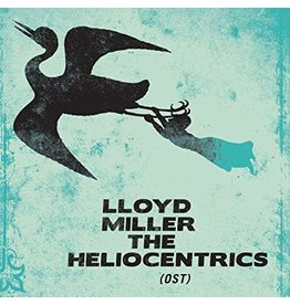 Strut Miller, Lloyd & The Heliocentrics: s/t LP