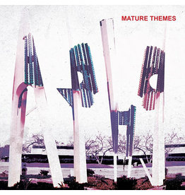 4AD Ariel Pink's Haunted Graffiti: Mature Themes LP