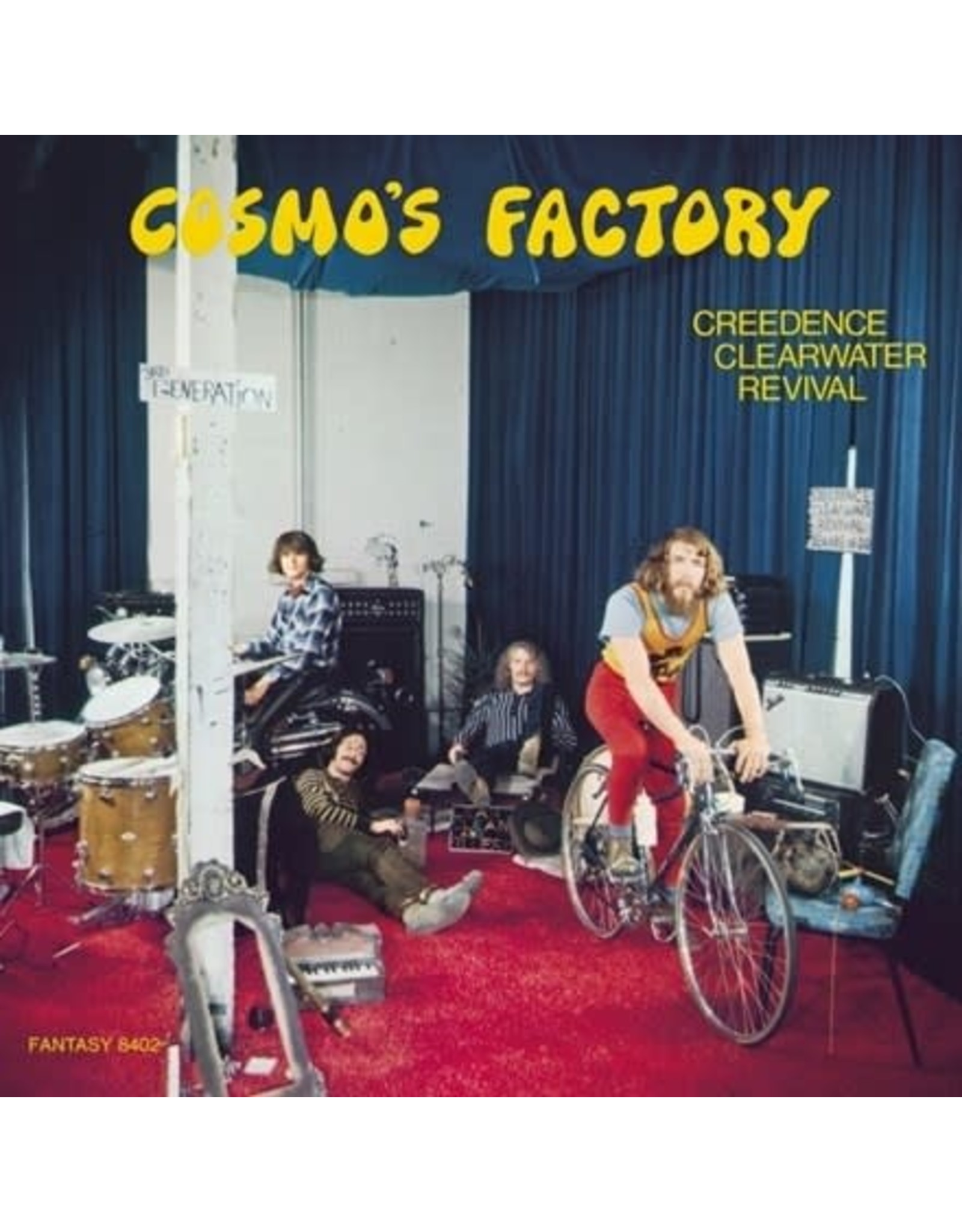 Craft Creedence Clearwater Revival: Cosmo's Factory (half speed 180g Abbey Road remaster) LP