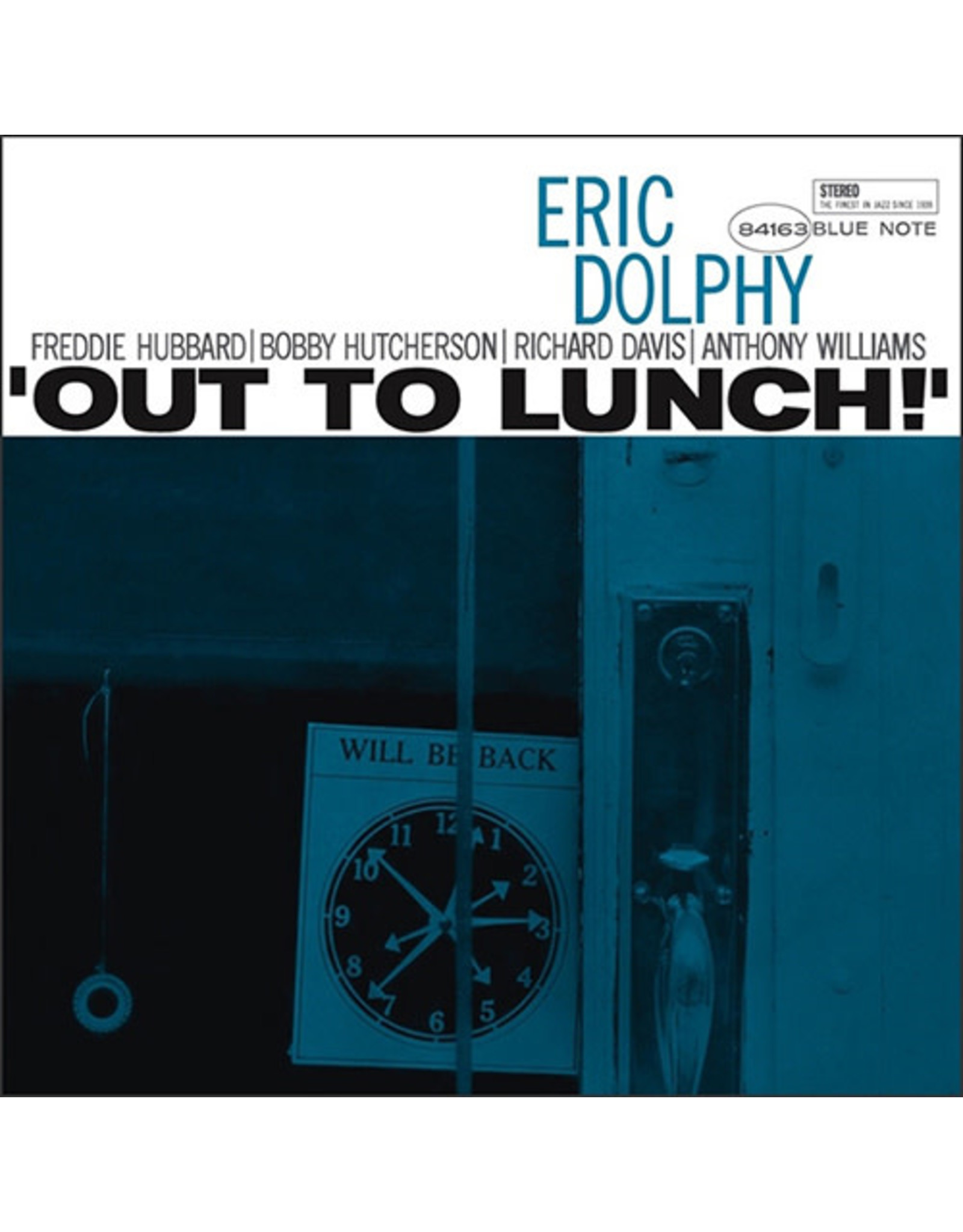 Blue Note Dolphy, Eric: Out To Lunch LP