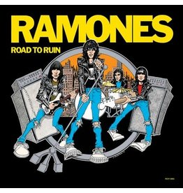 Rhino Ramones: Road To Ruin LP