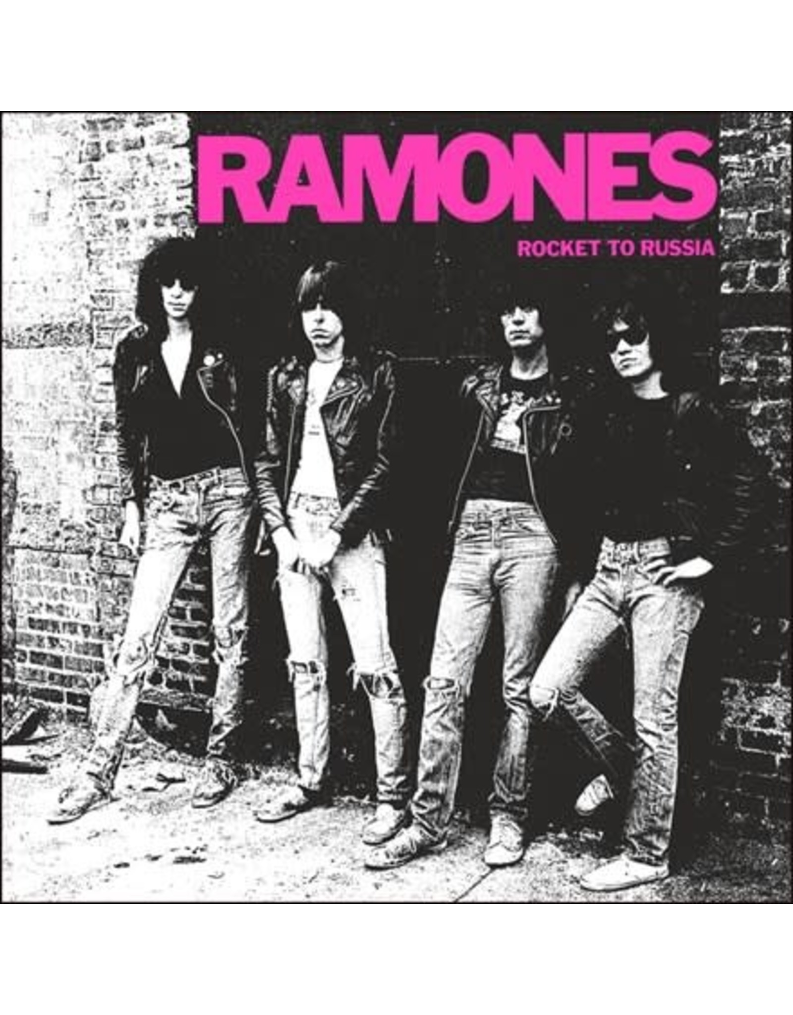 Rhino Ramones: Rocket To Russia LP