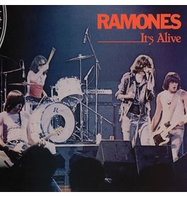 Rhino Ramones: It's Alive LP