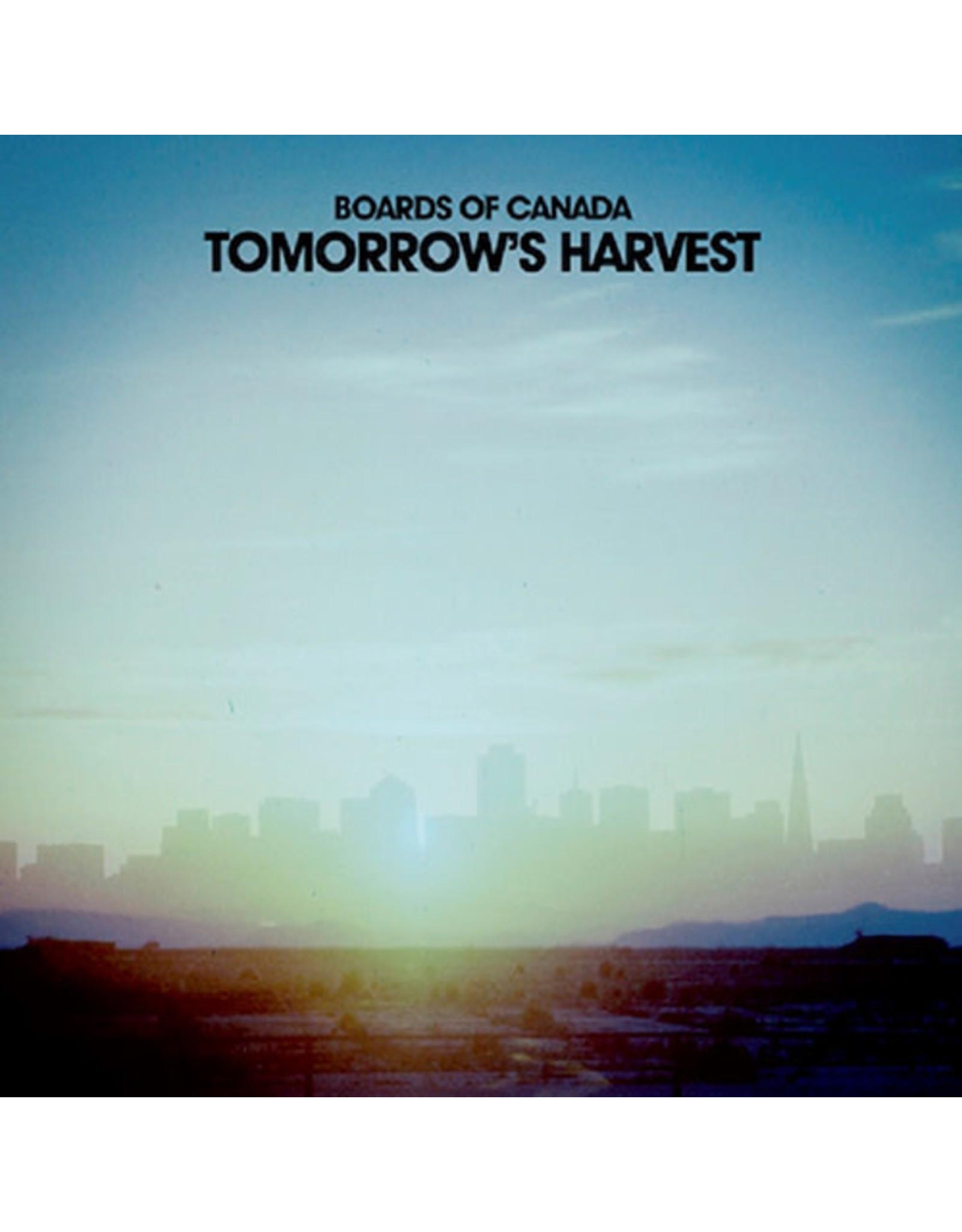 Warp Boards Of Canada: Tomorrow's Harvest LP
