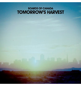 Warp Boards Of Canada: Tomorrow's Harvest LP