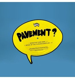 Matador Pavement: Sensitive Euro Man (shaped picture disc) LP
