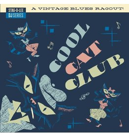 Stag O Lee Various: Cool Cat Club LP