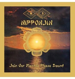 Aozura Far East Famly Band: Nipponjin - Join Our Mental Phase Sound LP